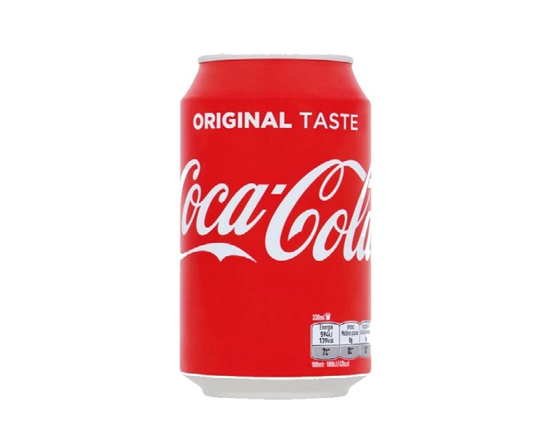 Foto Coca-Cola Regular (33cl)